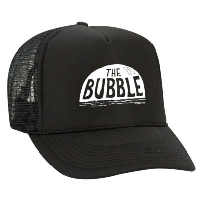 Bubble Hat Black