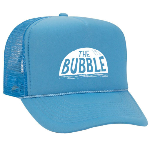 Bubble Hat Blue