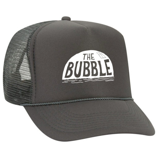 Bubble Hat Gray