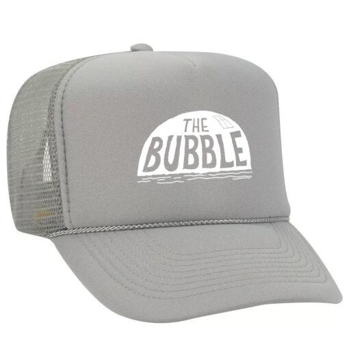 Bubble Hat Gray