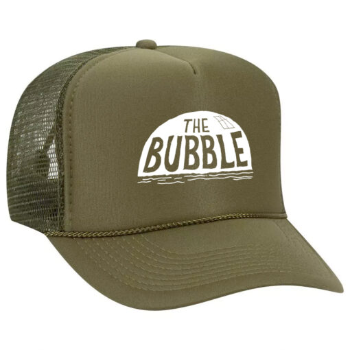Bubble Hat Olive