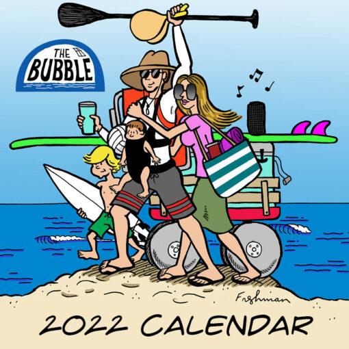 2022 Bubble Calendar